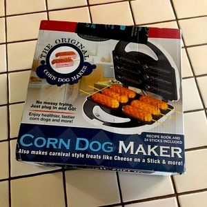 Never used Corn Dog Maker